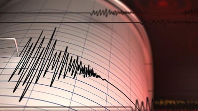 6 Büyüklüğünde Deprem Meydana Geldi