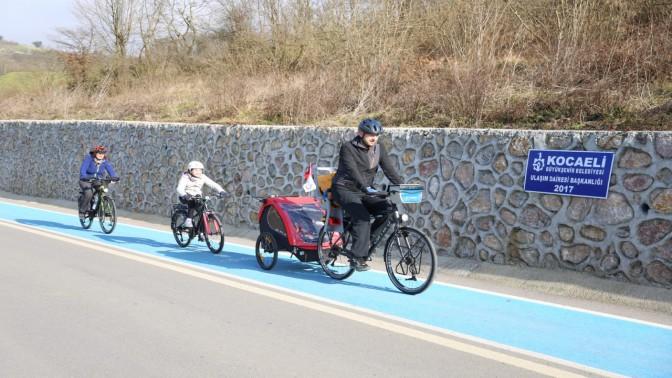Büyükşehir bisiklet kullanımını yaygınlaştırdı