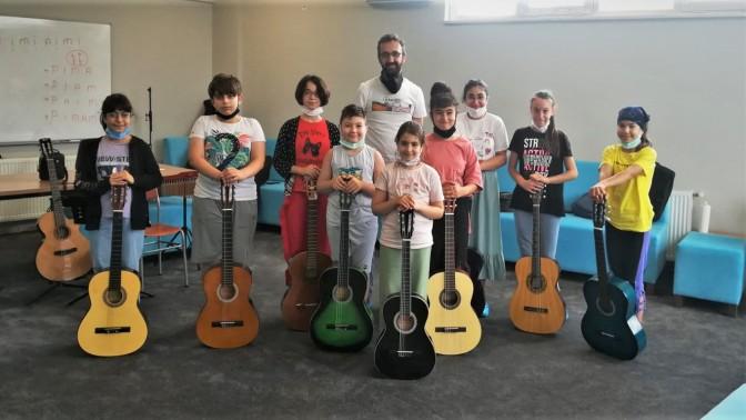 Geleceğin Müzisyenleri Bu Okulda Yetişiyor