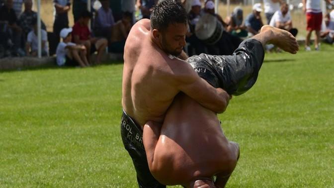 İshakçılar Güreşleri İptal Edildi