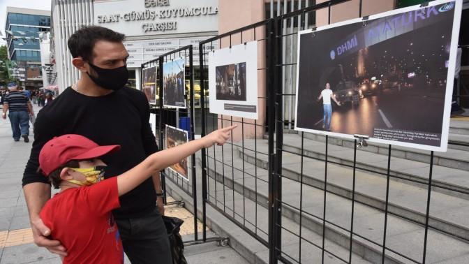 İzmit Belediyesi 15 Temmuz'u Fotoğraf Sergisi İle Anacak