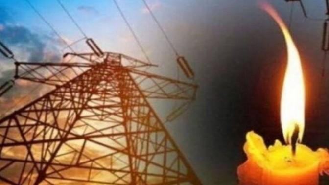 İzmit'te Bugün Elektrikler Kesilecek