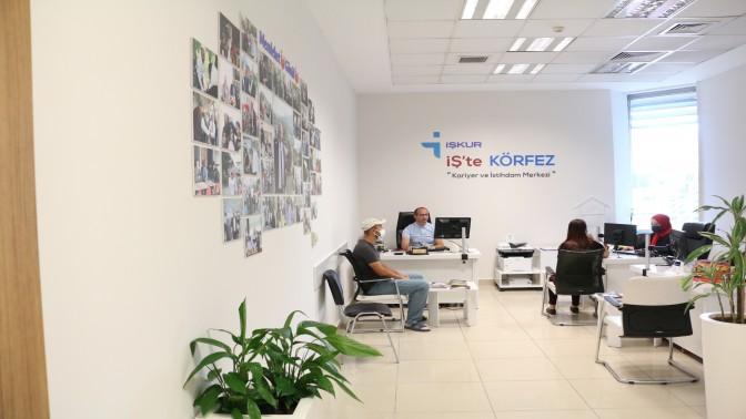 Körfez Belediyesi'nden 'İstihdam Ofisi'hamlesi