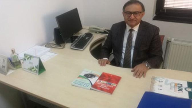 KOÜ'lü Prof. Dr. Durmuş Kaya Covid 19'a Yenildi