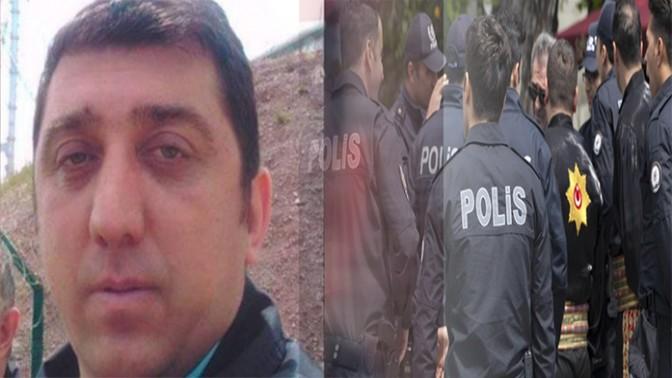Polis Memuru Koronaya Yenik Düştü