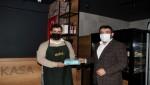 6 Bin Esnafa, 'Esnaf Tanımlı' 41 Kart Teslim Edildi