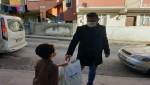 Başkan Şayir, İhtiyaç Sahibi 1500 Çocuğu Sevindirdi