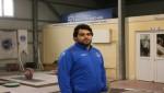Büyükşehir Kağıtspor'un şampiyonlar yetiştiren antrenörü eski bir şampiyon.