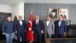 KOTO'dan Yeni İl Milli Eğitim Müdürü Akmanşen'e 'hayırlı olsun'