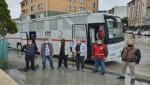 MHP Dilovası Yönetimi'nden Kızılaya kan bağışı