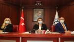 MHP Fatma Kaplan Hürriyet'e Teşekkür Etti