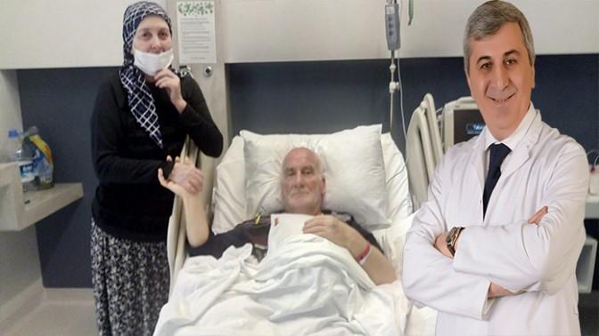 Yılmaz Ailesi'nden Op.Dr. Mustafa İdiz'e Teşekkür